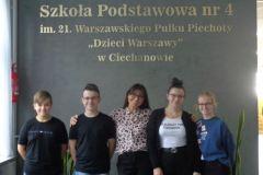 Samorząd Uczniowski 2019