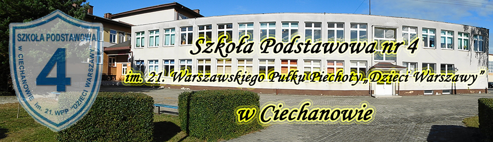 Szkoła Podstawowa nr 4 w Ciechanowie